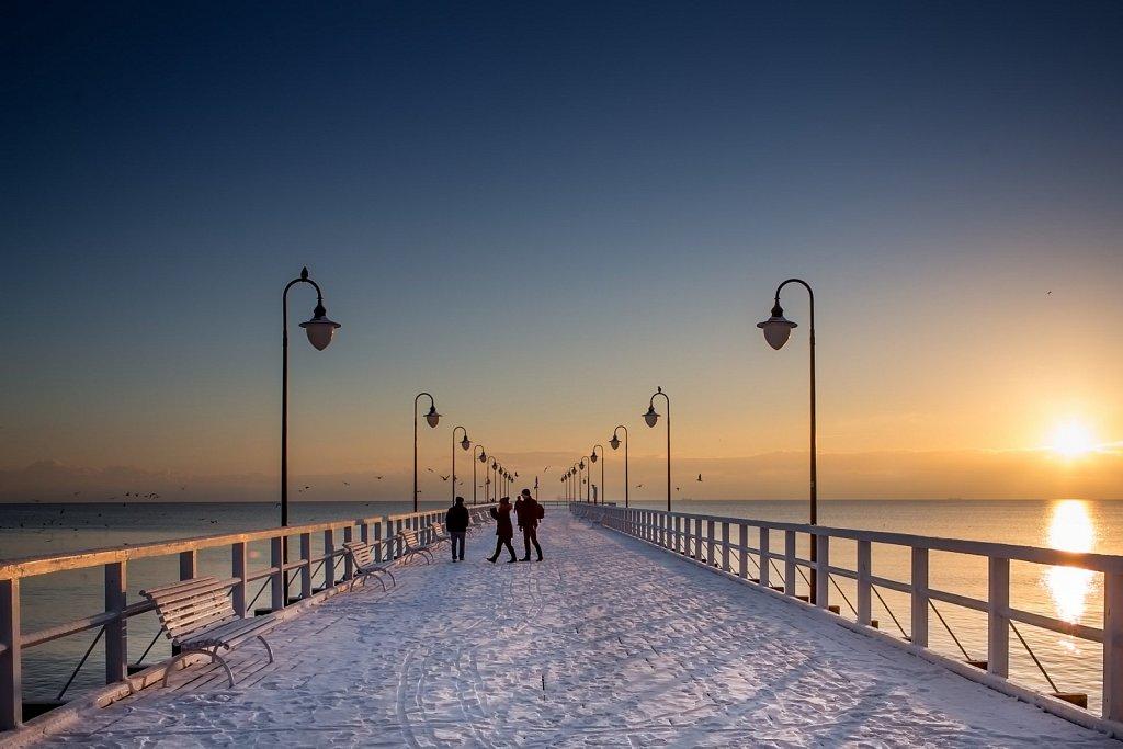 Poranny spacer Gdynia Orłowo