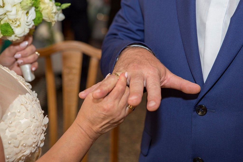Ślub Anny i Janusza