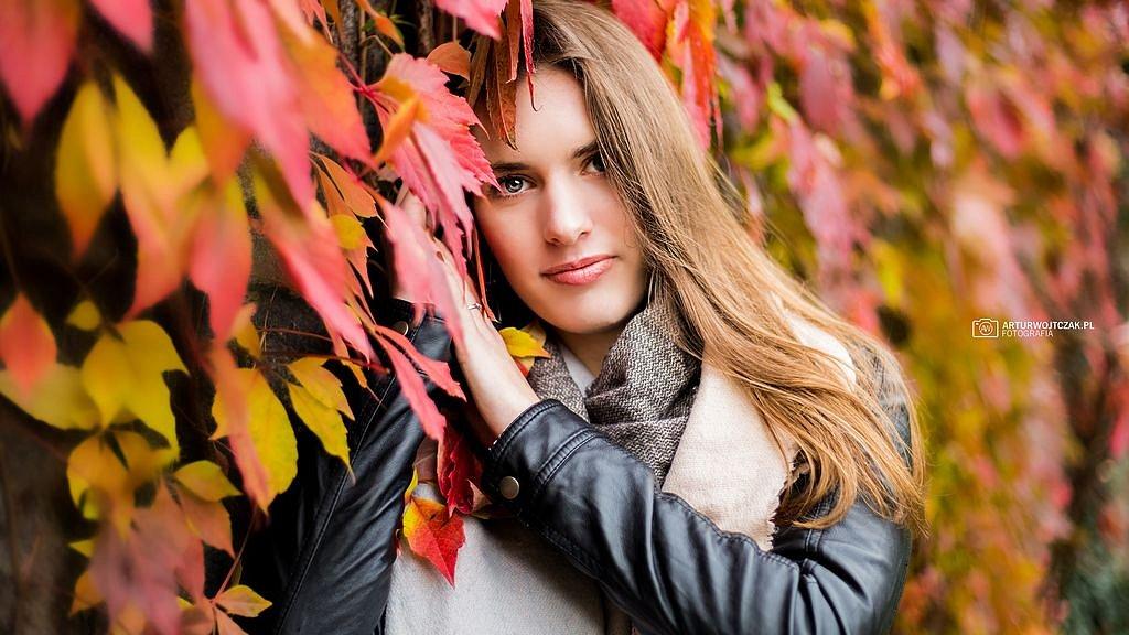 Osobista sesja jesienna z Agnieszka Szarafin