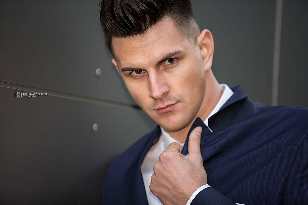 Mateusz Komorowski (Vice Mister Pomorza 2019)